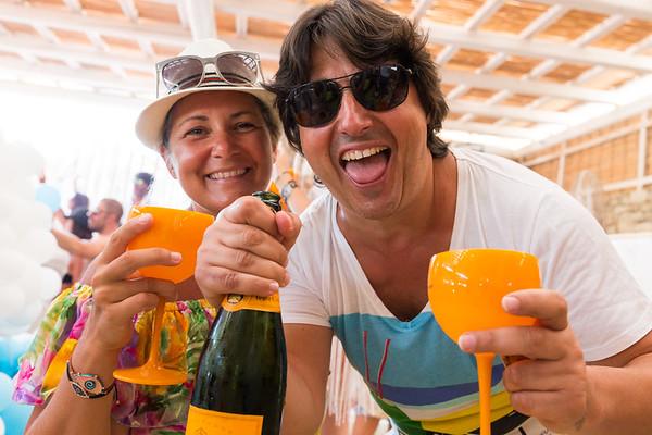 30th Beach Birthday Party