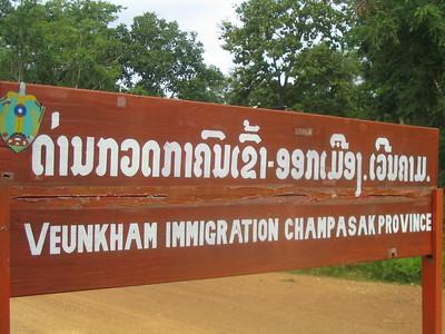 Laos: Southern (Nov 2005)