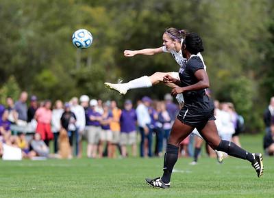 Williams Women vs Amherst in Soccer-092113