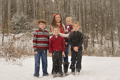 Brown Family 2012
