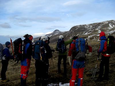 Skarðshyrna 19. febrúar 2011