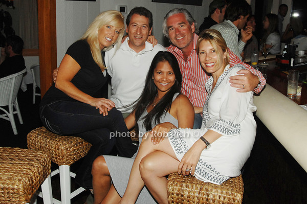 'NYC meets MYC pt 3' at the Barracuda Bar at the Montauk Yacht Club in Montauk on June 19, 2010.