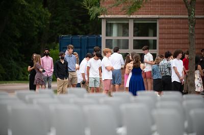 8th Grade Graduation Pics