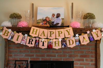 Tatyana's 5th Birthday