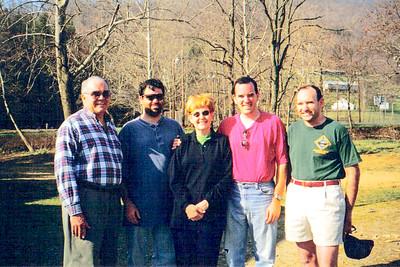 1997 - Old Rag Mountain