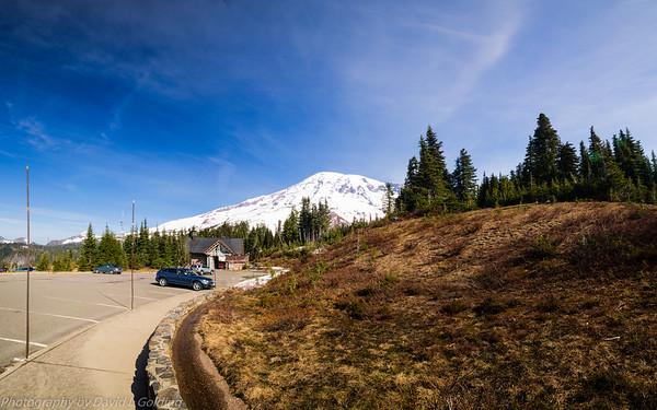 Mount Rainier National Park Collection