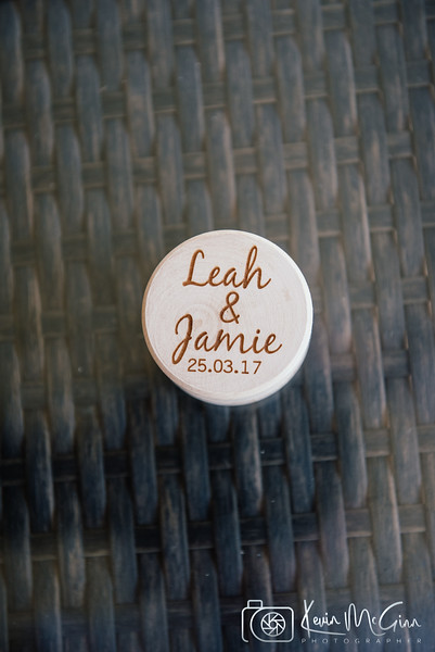 Leah and Jamie