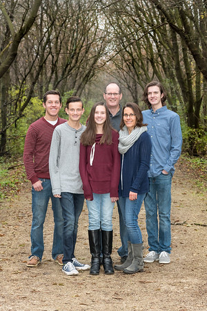 Jodie R Family 2017