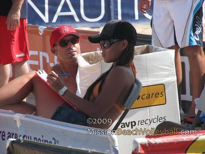 2006 AVP Manhattan Beach Part 2