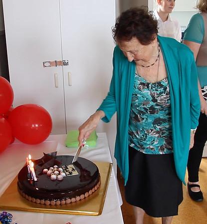 Olga's 90th Birthday