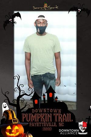 Downtown Halloween Trail