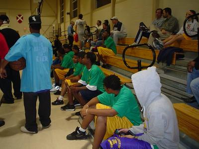 CYO Basketball vs. St. Elizabeth