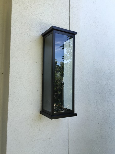 Traditional Glass Wall Lanterns