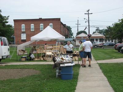Burton's Street A-Fair!
