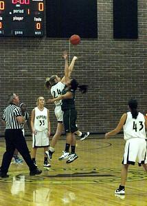 Basketball JV Lady Vipers vs Flagstaff 11/24/2009