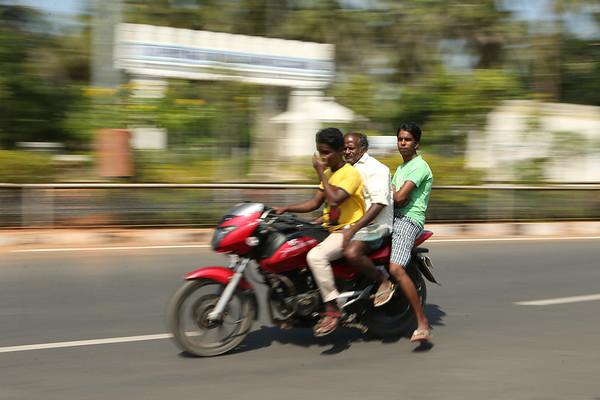 Mahabalipuram India 140125