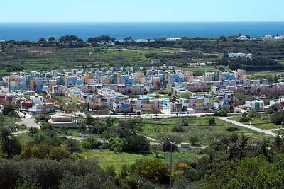 Thursday 26 March 2015 : Olhos d'Agua and Albufeira, Algarve