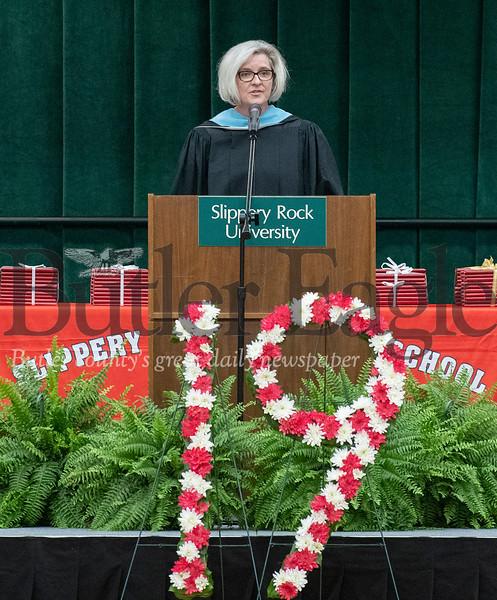 SLIPPERY ROCK HIGH SCHOOL GRADUATION CLASS OF 2019