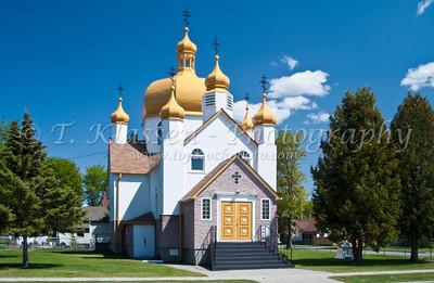 Ontario, Churches