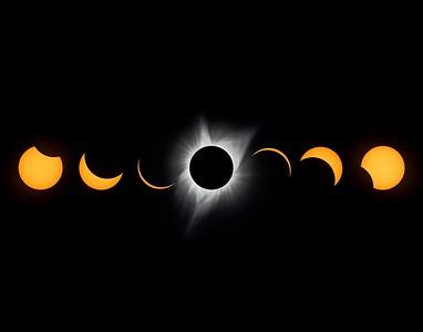 Total Solar Eclipse-2017