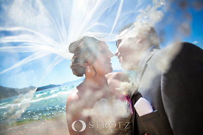 Dana & Chris Engagement & Wedding Highlights