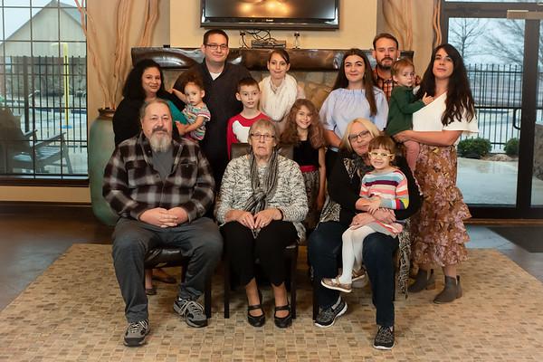 Marcus Kesler Family