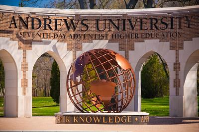 New Entrance 2008