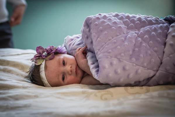 Tirzah's Newborn Session