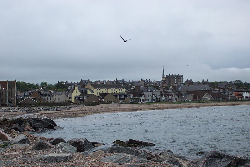 Stonehaven on the North Sea