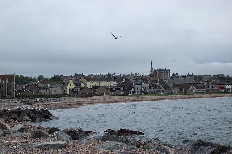Stonehaven on the North Sea