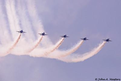 Blue Angels / Melbourne Air Show 2015