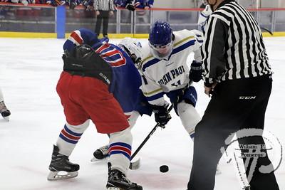Boys' Ice Hockey vs Ashland 🏒 2018