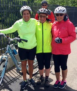 June 9 Rail Trail Ride