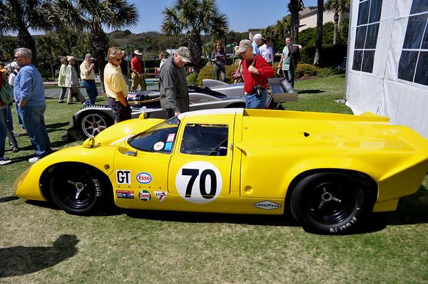 AIC 2011 racecars