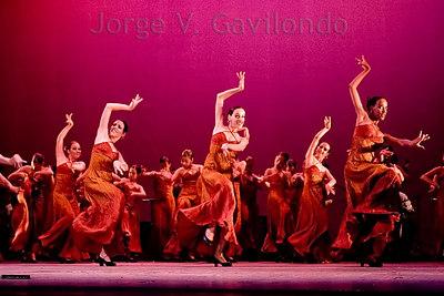 Ballet de Lizt  Alfonso - Variety performance 11-11-2005