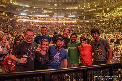 Phish ~ Madison Square Garden ~ New York City, NY ~ 7/30/17