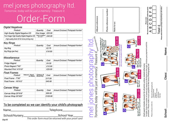 Order Form Download