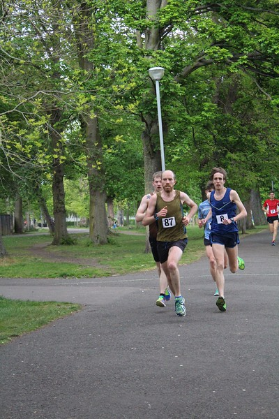 Sri Chinmoy Races 2 miles Wed 17 May 2017 The Meadows Edinburgh
