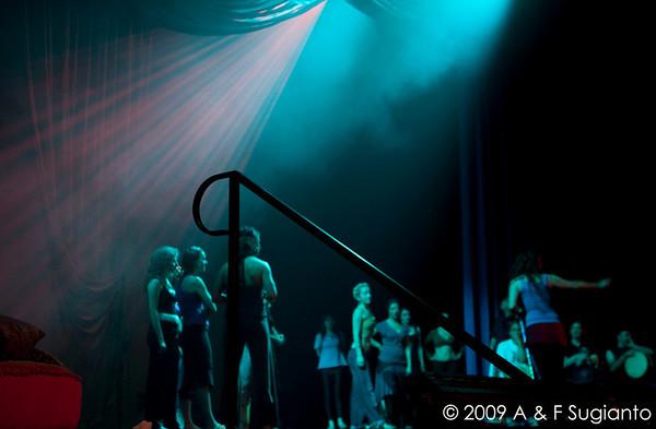 Bellydance Evolution Backstage