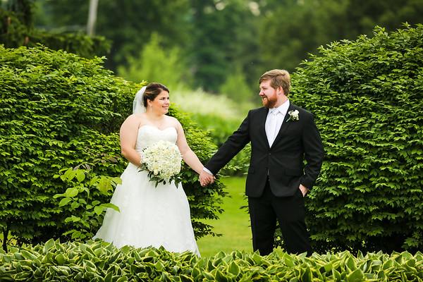 Regan & Matt Wedding