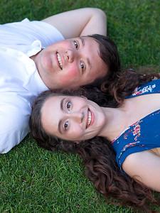 Sarah & Ben Engagement Photos