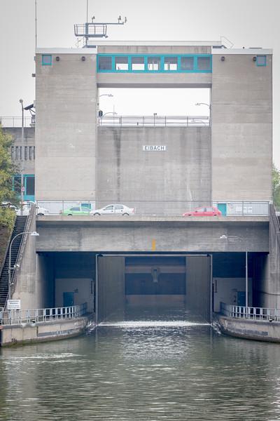 Entrance to Eibach Lock
