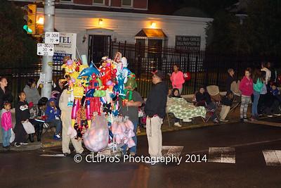 2014 Penbrook Lions Halloween Parade