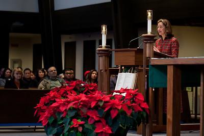 Jan 15, 2012 - 9:45 Mass
