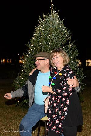 2019-12-06 CCA Christmas Tree Lighting St. Nick