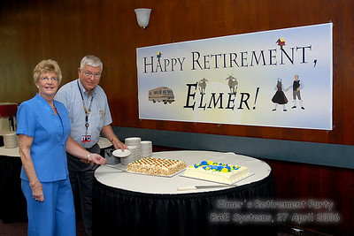 Elmer's Retirement Party