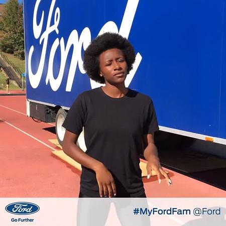 Ford + UWG My Ford Fam Durham MP4s