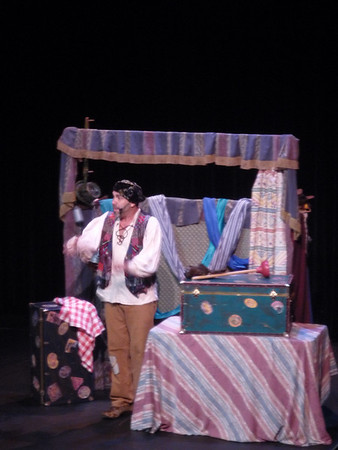 That Puppet Guy presents Pinocchio 2009