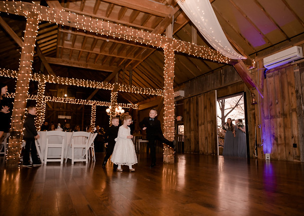 Ceremony and Reception
