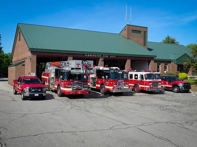 2014 Fire Station & Trucks
